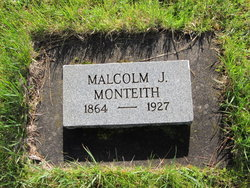 Malcolm J Monteith