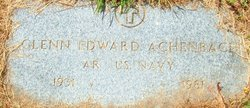Glenn Edward Achenbach
