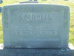 Martha Frances Minnie <i>Jackson</i> Caldwell
