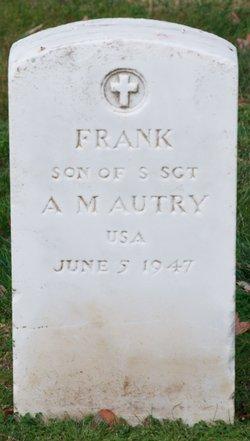 Frank Autry