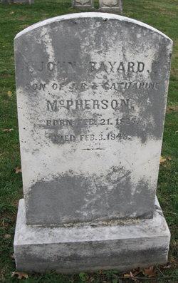 John Bayard McPherson