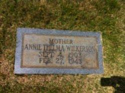 Annie Thelma Wilkerson