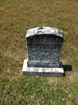 John Rainey Wilkerson
