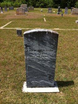 John W Wilkerson