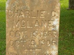 Charlie C McLane