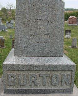 John Wesley Burton