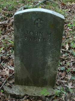 John M. Barnes