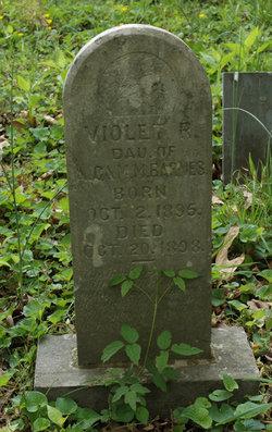 Violet R. Barnes