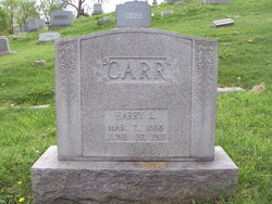 Harry Lee Carr
