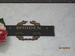 Ashby T Bodden