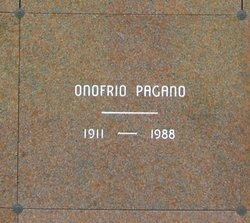 Onofrio Pagano