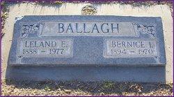 Bernice Irene <i>Keller</i> Ballagh
