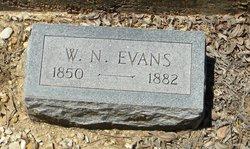 William Isaac Newton Evans