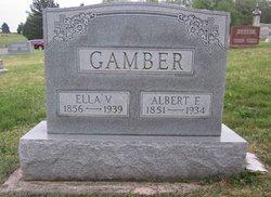 Ella V <i>Zentz</i> Gamber
