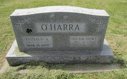 Hilda Gertrude <i>Howe</i> O'Harra