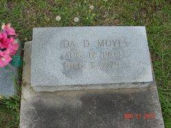 Ida Mae <i>Dixon</i> Moye