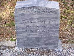 John Singleton Allen