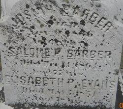 Josiah Barber