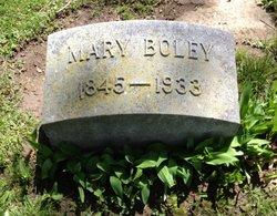 Mary <i>Arneson</i> Boley