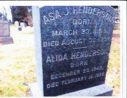 Alida J. <i>Comstock</i> Henderson