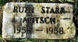 Ruth Starr Apitsch