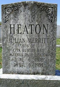 Julian Merritt Heaton