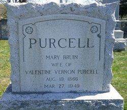 Mary <i>Bruin</i> Purcell