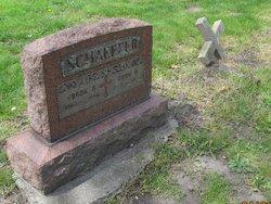 Mary B. <i>Theis</i> Schaeffer