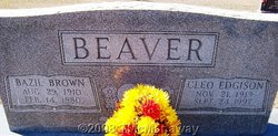 Bazil Brown Beaver