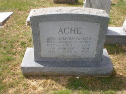Lillie Jane <i>Reiss</i> Ache