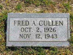 Fred A. Cullen