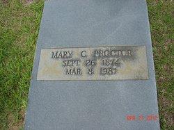 Mary Fetnah <i>Cooksey</i> Proctor