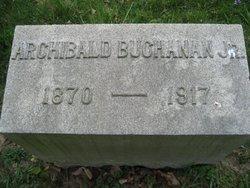 Archibald Buchanan, Jr