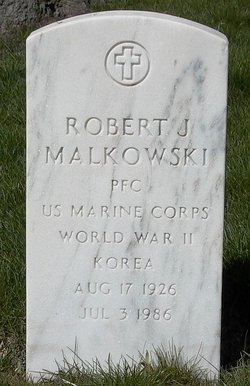 Robert James Malkowski