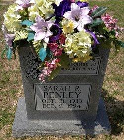 Sarah Jane <i>Roach</i> Penley