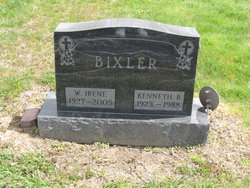 Wilda Irene <i>Pendleton</i> Bixler