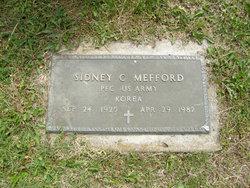 Sidney Carl Mefford