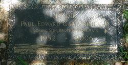 Paul Edward Eddie Cartwright, Jr
