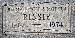 Rissie <i>Clark</i> Moore
