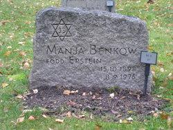 Manja <i>Epstein</i> Benkow
