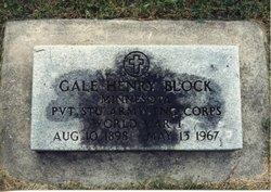 Gale Henry Block