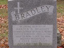 E Lyle <i>Sargeant</i> Bradley