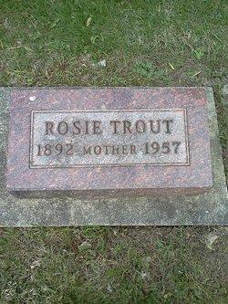 Rosie <i>Marshall</i> Trout