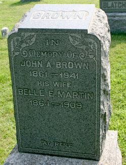 Belle Ethel <i>Martin</i> Brown