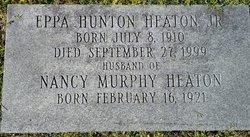 Eppa Hunton Heaton, Jr