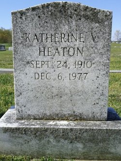Katherine V. Heaton