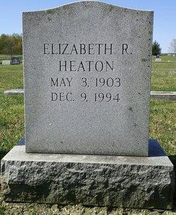 Elizabeth R. Heaton