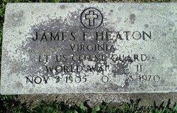 James Francis Heaton
