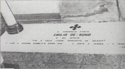 Gen Emilio De Bono