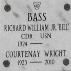 Courtenay <i>Wright</i> Bass